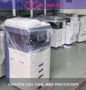 Văn phòng công ty cho thuê máy photocopy tại Đà Nẵng