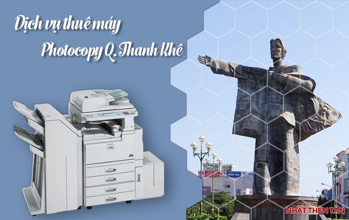 Dịch vụ thuê máy photocopy tại QuậnThanh Khuê - Đà Nẵng