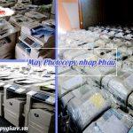 Tìm hiểu máy Photocopy hàng kho hàng bãi là gì ? Có tốt không ?