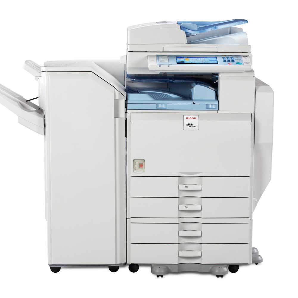 máy Photocopy ricoh nhất thiên tân