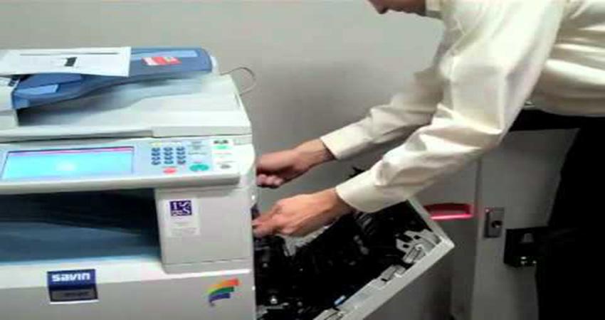 Bản photocopy bị mờ nguyên nhân và cách khắc phục