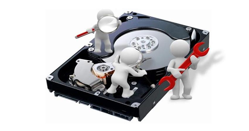 Dấu hiệu máy photocopy bị lỗi ổ cứng và cách khắc phục