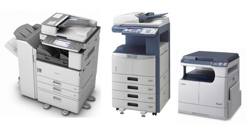 Làm sao để biết máy photocopy Ricoh là hàng chính hãng?