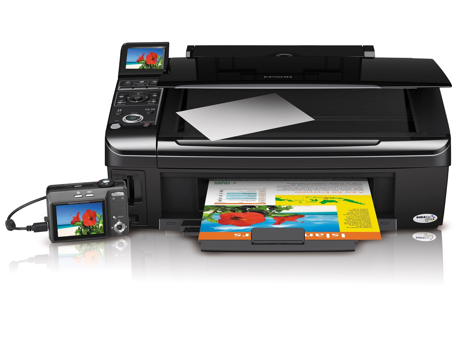 Mực máy in và kinh nghiệm sử dụng mực máy in
