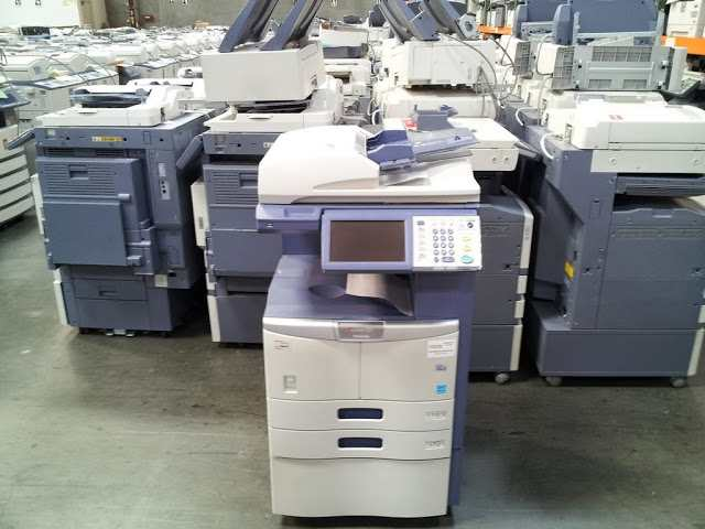 Bán máy photocopy tại Đà NẵngN