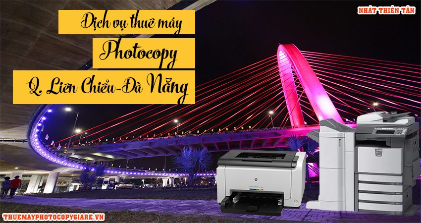 thuê máy photocopy quận liên chiều đà nẵng