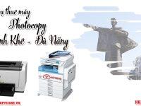 thuê máy Photocopy quận thanh khê đà nẵng