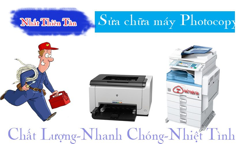 Dịch vụ sửa máy Photocopy tại Đà Nẵng