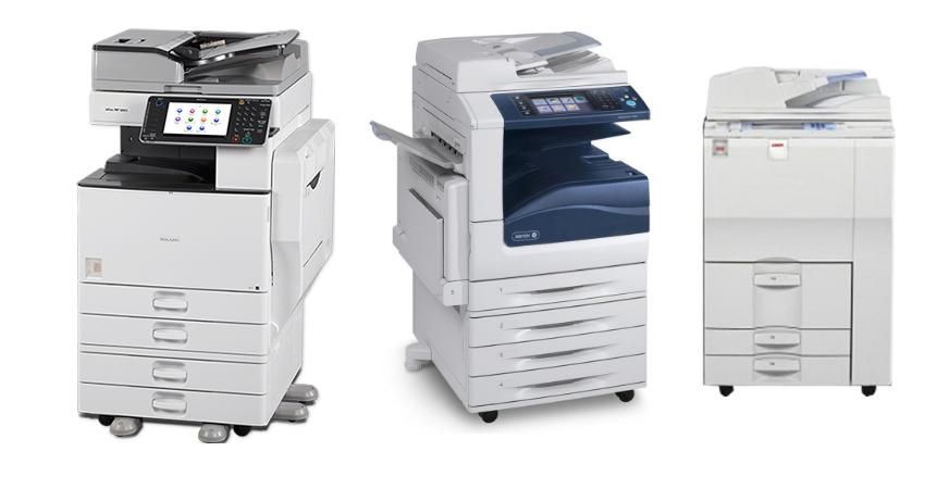 Máy photocopy tại Đà Nẵng: Nên mua máy cũ hay thuê?