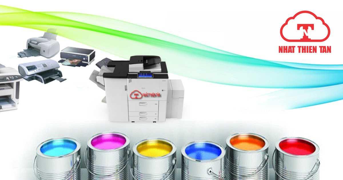 Giải đáp thắc mắc nên thuê máy in màu hay máy photocopy màu?