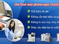 Muốn thuê máy photocopy chính hãng tại Hội An thì đến đâu?
