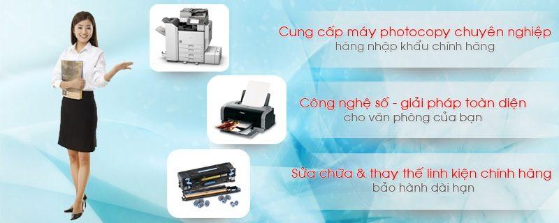"""Những điều cần """"bỏ bụng"""" khi thuê máy photocopy tại Hội An"""