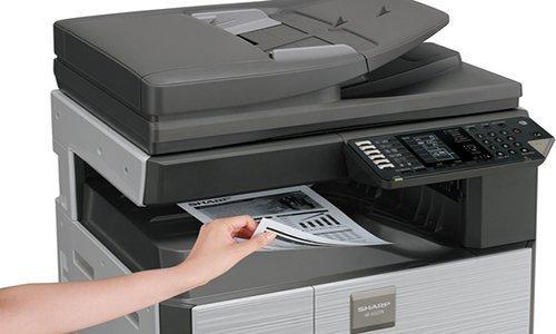 Thuê máy photocopy Sharp tại Đà Nẵng