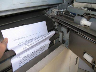 Sửa chữa máy photocopy tại Đà Nẵng