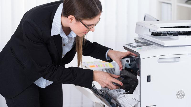 đổ mực cho máy photocopy