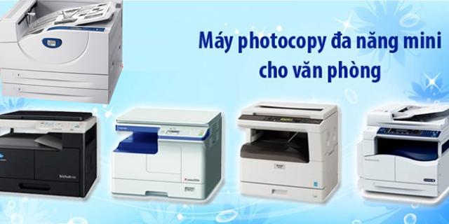 máy photocopy mini