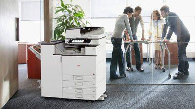 hướng dẫn cài đặt scan folder từ máy photocopy vào máy tính