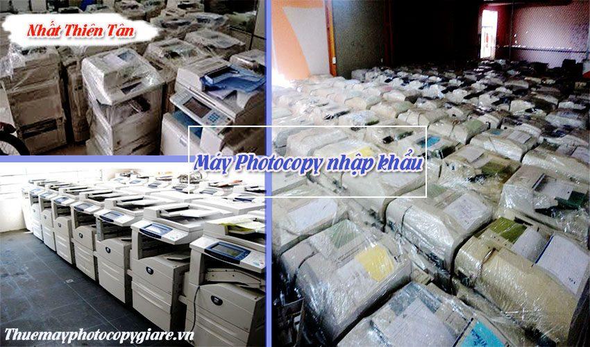 máy photocopy hàng bãi