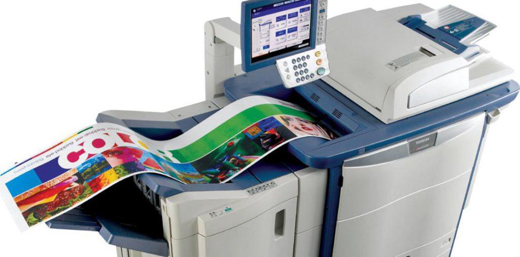 máy photocopy màu