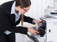 sửa chữa máy photocopy bị in chậm
