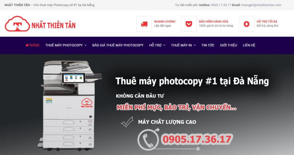 thuê máy photocopy tại đà nẵng