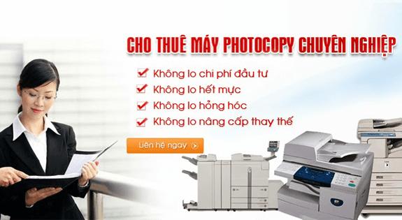 sua may photocopy tan noia