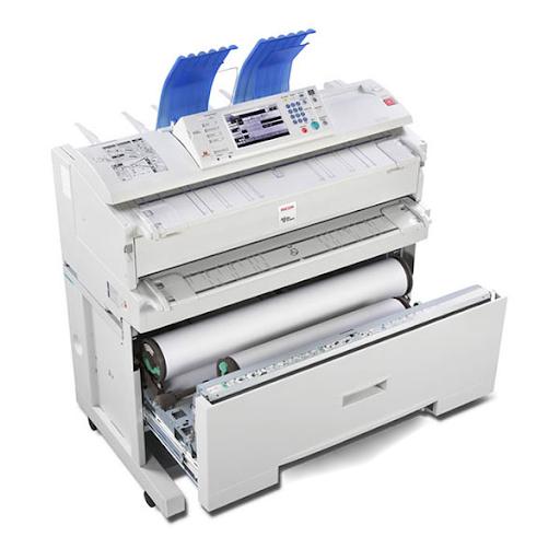 Máy photocopy a0