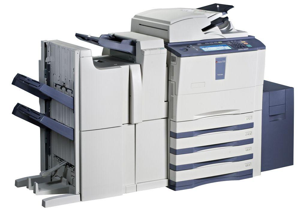 máy photocopy toshiba e720