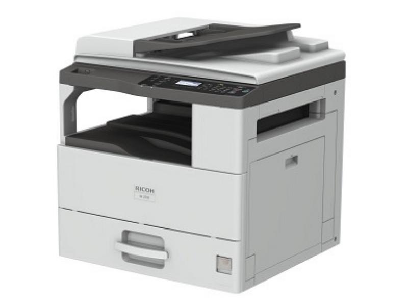Máy in có chức năng photocopy Ricoh Aficio M2701